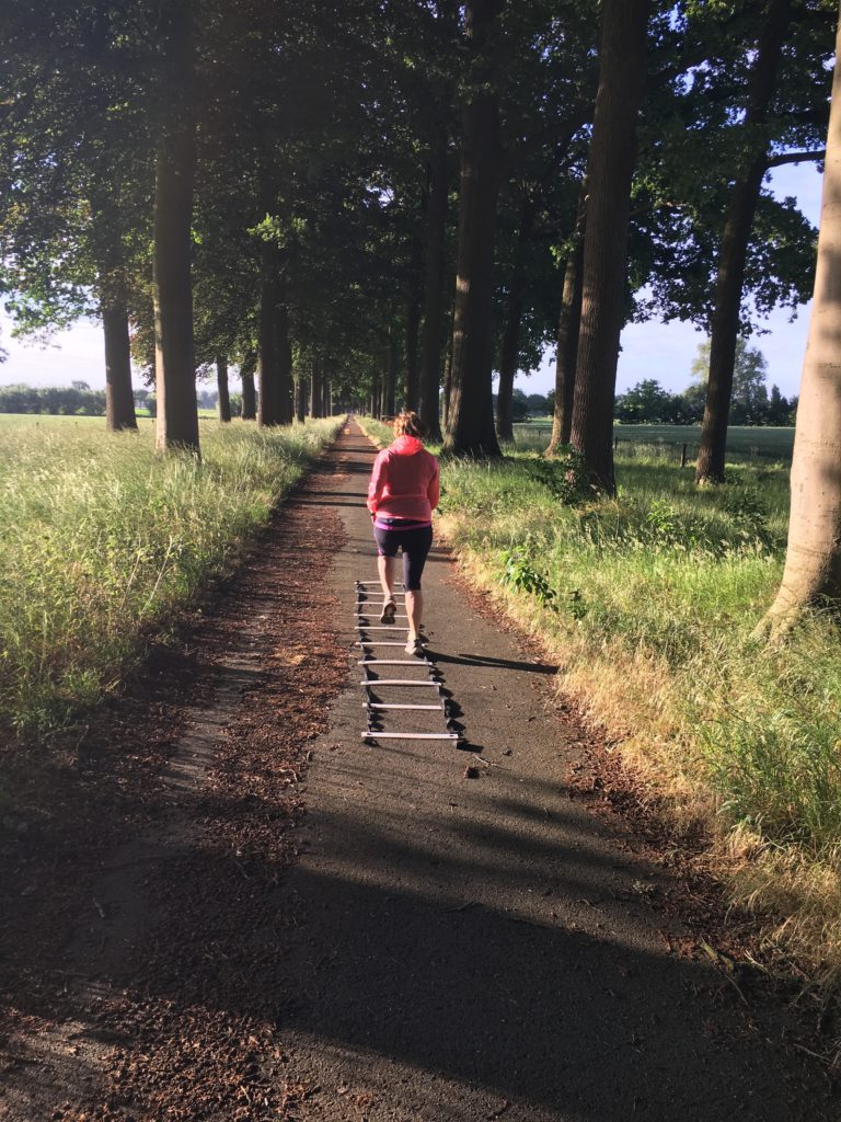 buiten training 1