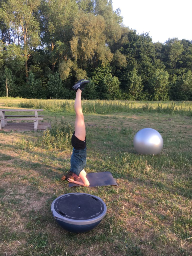 buiten training 7