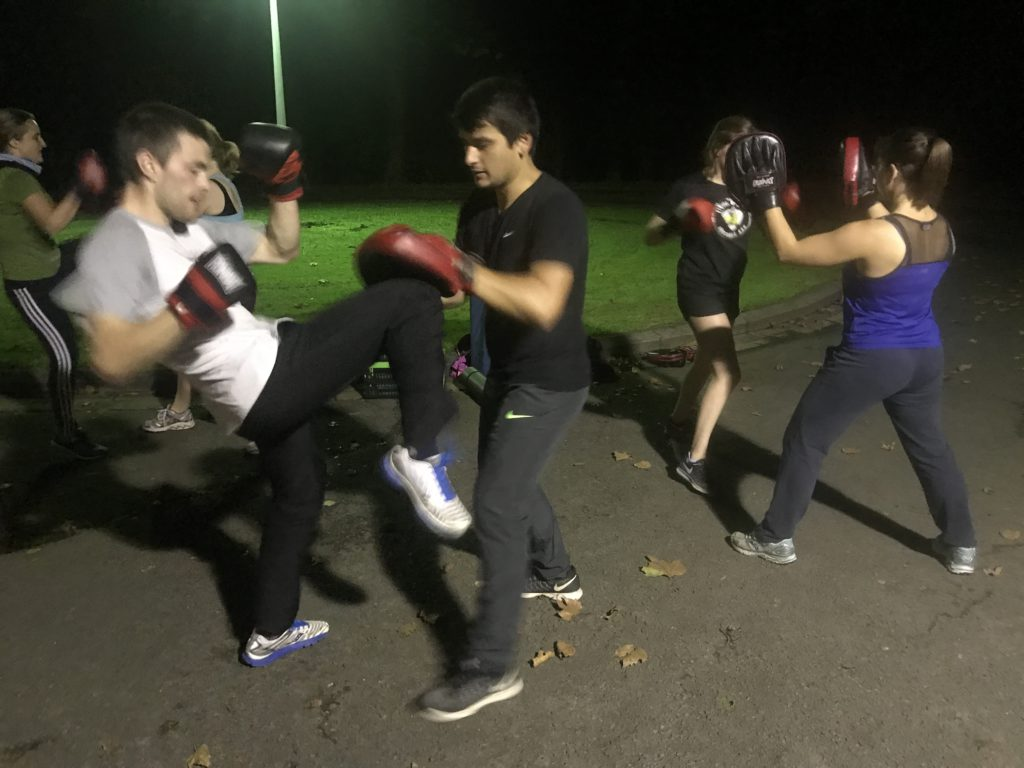 groep training 6